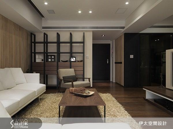 55坪新成屋(5年以下)_現代風案例圖片_伊太空間設計_伊太_01之2