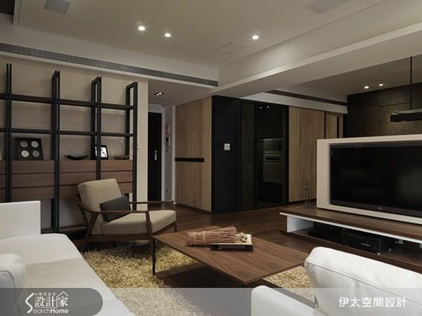 55坪新成屋(5年以下)_現代風案例圖片_伊太空間設計_伊太_01之3