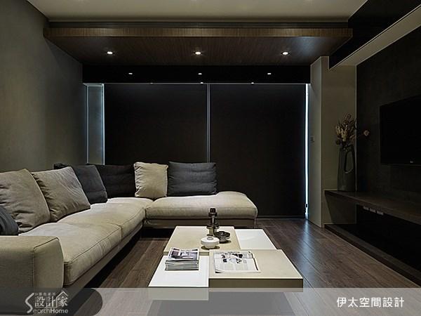 80坪新成屋(5年以下)_現代風案例圖片_伊太空間設計_伊太_04之4