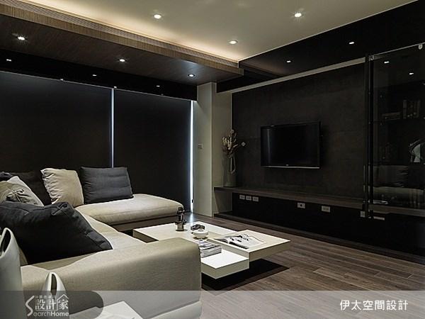 80坪新成屋(5年以下)_現代風案例圖片_伊太空間設計_伊太_04之3