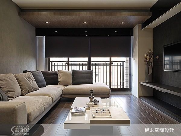 80坪新成屋(5年以下)_現代風案例圖片_伊太空間設計_伊太_04之1