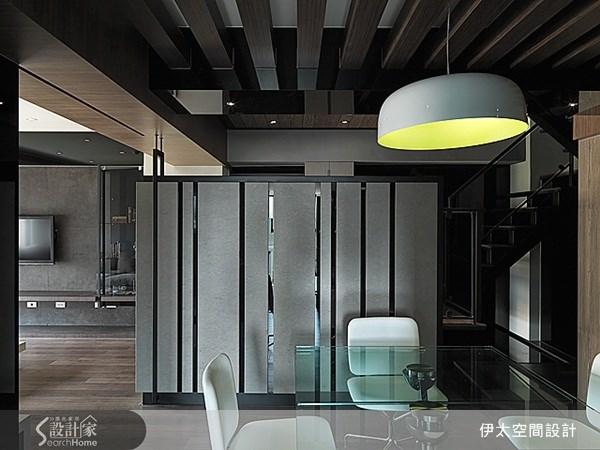 80坪新成屋(5年以下)_現代風案例圖片_伊太空間設計_伊太_04之5