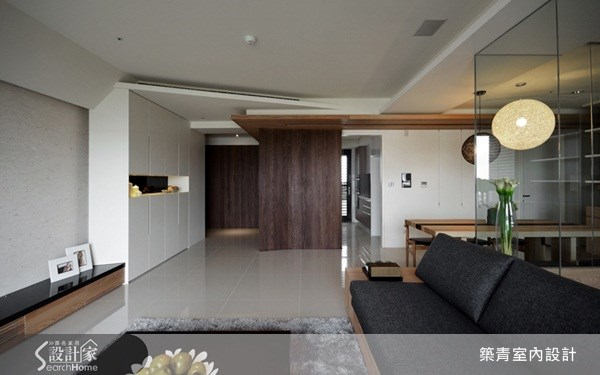 37坪預售屋_北歐風案例圖片_築青室內裝修有限公司_築青_02之2