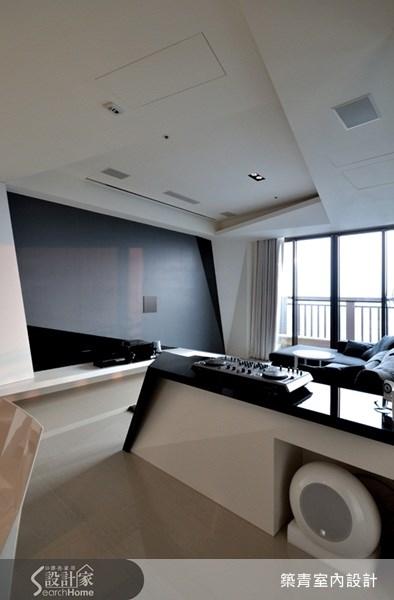 22坪預售屋_現代風客廳案例圖片_築青室內裝修有限公司_築青_04之2