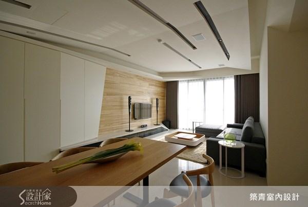 32坪預售屋_北歐風餐廳案例圖片_築青室內裝修有限公司_築青_06之5