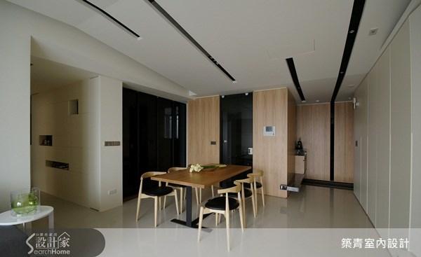 32坪預售屋_北歐風餐廳案例圖片_築青室內裝修有限公司_築青_06之9