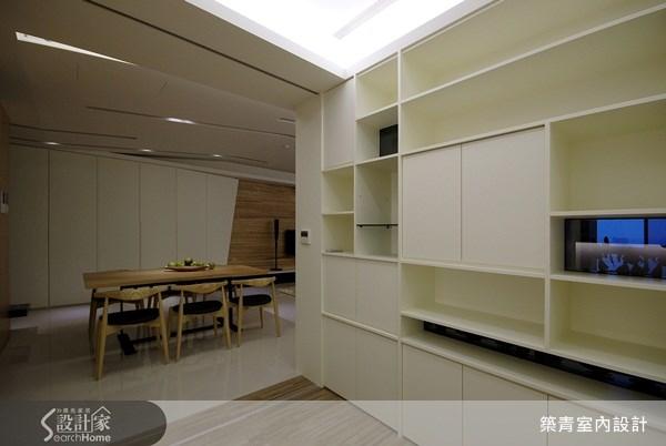 32坪預售屋_北歐風儲藏室案例圖片_築青室內裝修有限公司_築青_06之10