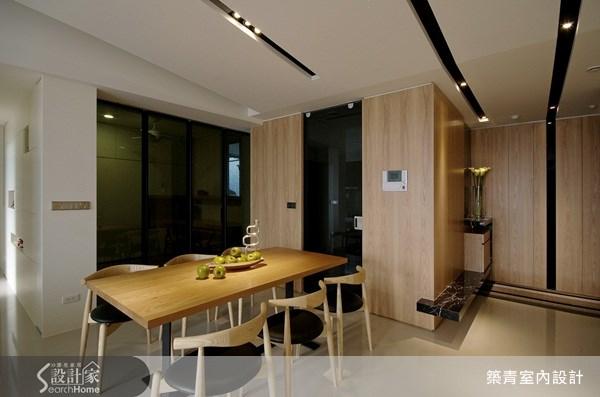 32坪預售屋_北歐風餐廳案例圖片_築青室內裝修有限公司_築青_06之7
