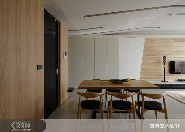 32坪預售屋_北歐風餐廳案例圖片_築青室內裝修有限公司_築青_06之6