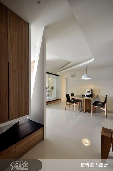 25坪預售屋_北歐風餐廳案例圖片_築青室內裝修有限公司_築青_09之2