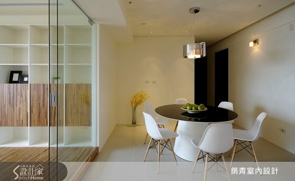 40坪預售屋_北歐風餐廳案例圖片_築青室內裝修有限公司_築青_13之2