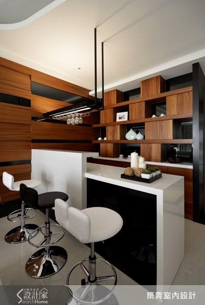 40坪預售屋_現代風吧檯案例圖片_築青室內裝修有限公司_築青_15之3