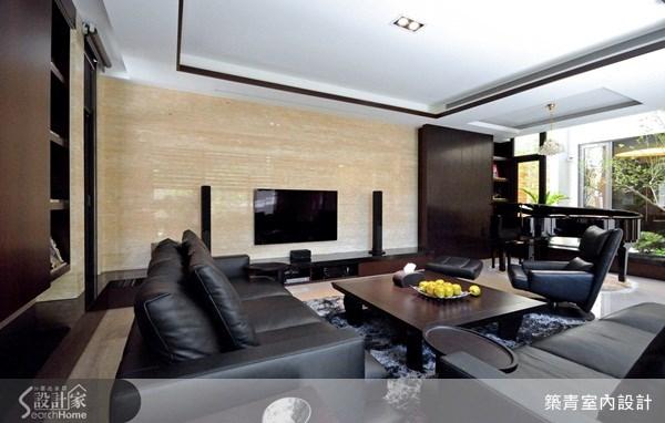 60坪新成屋(5年以下)_現代風客廳案例圖片_築青室內裝修有限公司_築青_19之4