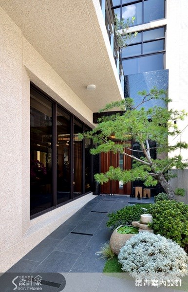 60坪新成屋(5年以下)_現代風庭院案例圖片_築青室內裝修有限公司_築青_19之2