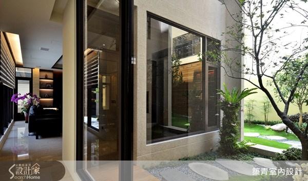 60坪新成屋(5年以下)_現代風庭院案例圖片_築青室內裝修有限公司_築青_19之3