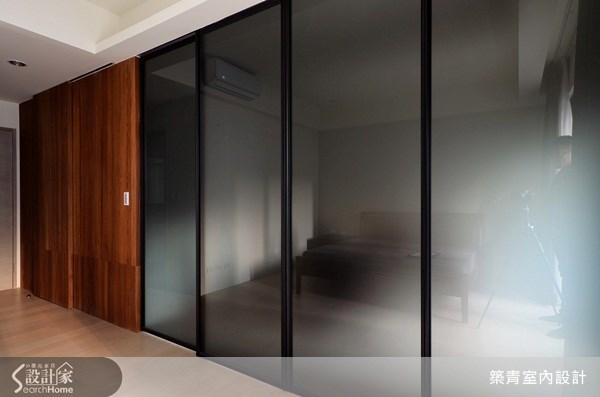 45坪預售屋_北歐風玄關案例圖片_築青室內裝修有限公司_築青_23之21