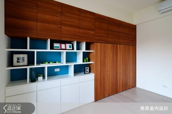 45坪預售屋_北歐風臥室案例圖片_築青室內裝修有限公司_築青_23之22
