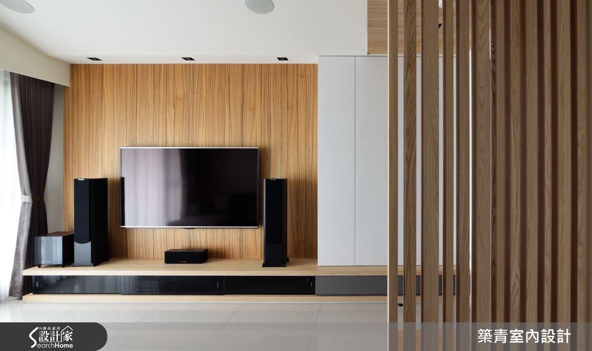 45坪預售屋_北歐風客廳案例圖片_築青室內裝修有限公司_築青_32之4