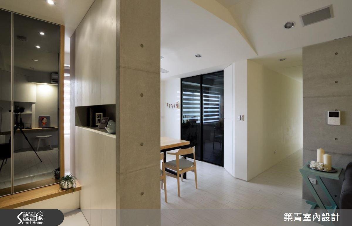 45坪新成屋(5年以下)_北歐風案例圖片_築青室內裝修有限公司_築青_38之1