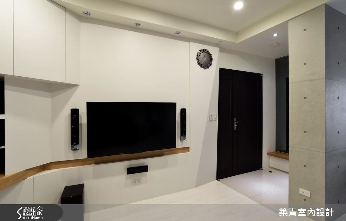 45坪新成屋(5年以下)_北歐風案例圖片_築青室內裝修有限公司_築青_38之2