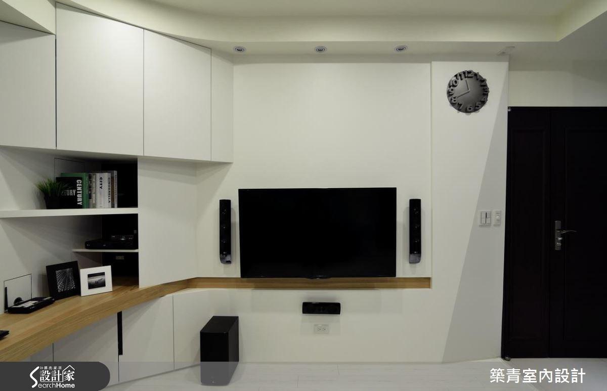 45坪新成屋(5年以下)_北歐風案例圖片_築青室內裝修有限公司_築青_38之3