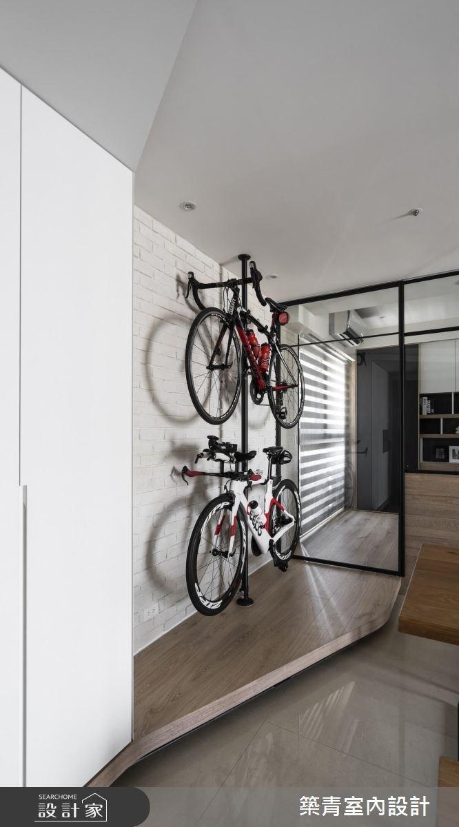 40坪預售屋_現代風案例圖片_築青室內裝修有限公司_築青_50之2