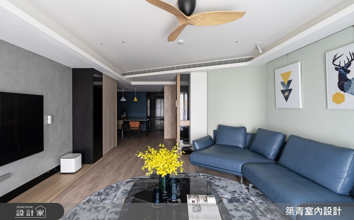 48坪新成屋(5年以下)_現代風案例圖片_築青室內裝修有限公司_築青_62之7