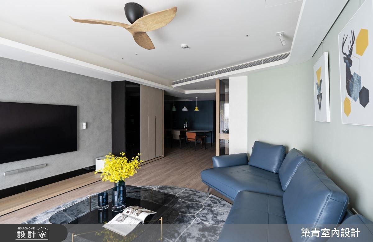 48坪新成屋(5年以下)_現代風案例圖片_築青室內裝修有限公司_築青_62之8