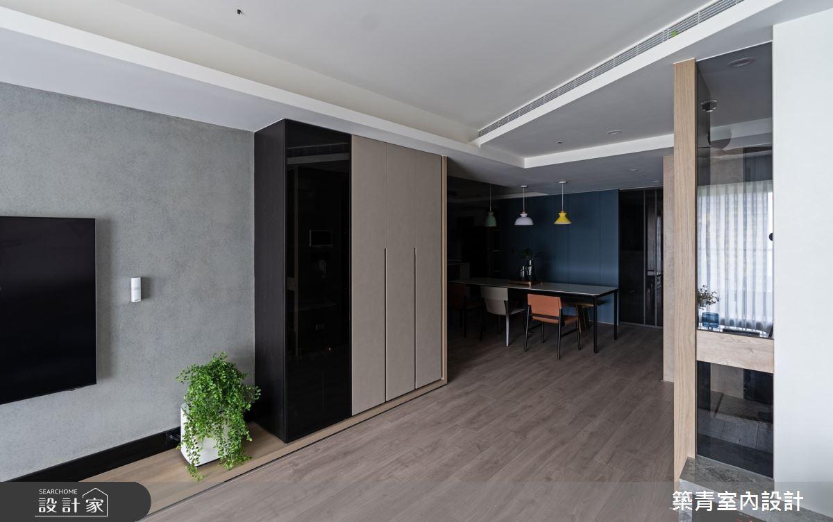 48坪新成屋(5年以下)_現代風案例圖片_築青室內裝修有限公司_築青_62之9