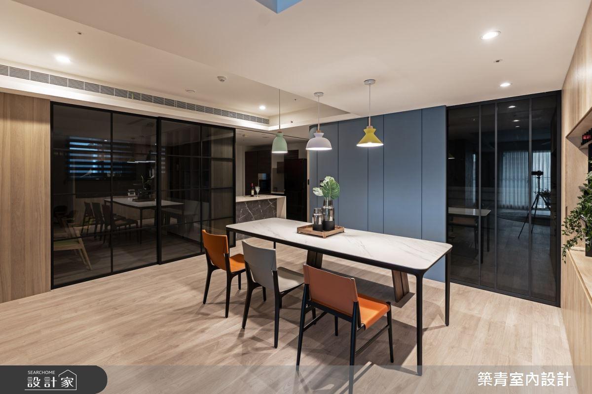 48坪新成屋(5年以下)_現代風案例圖片_築青室內裝修有限公司_築青_62之11