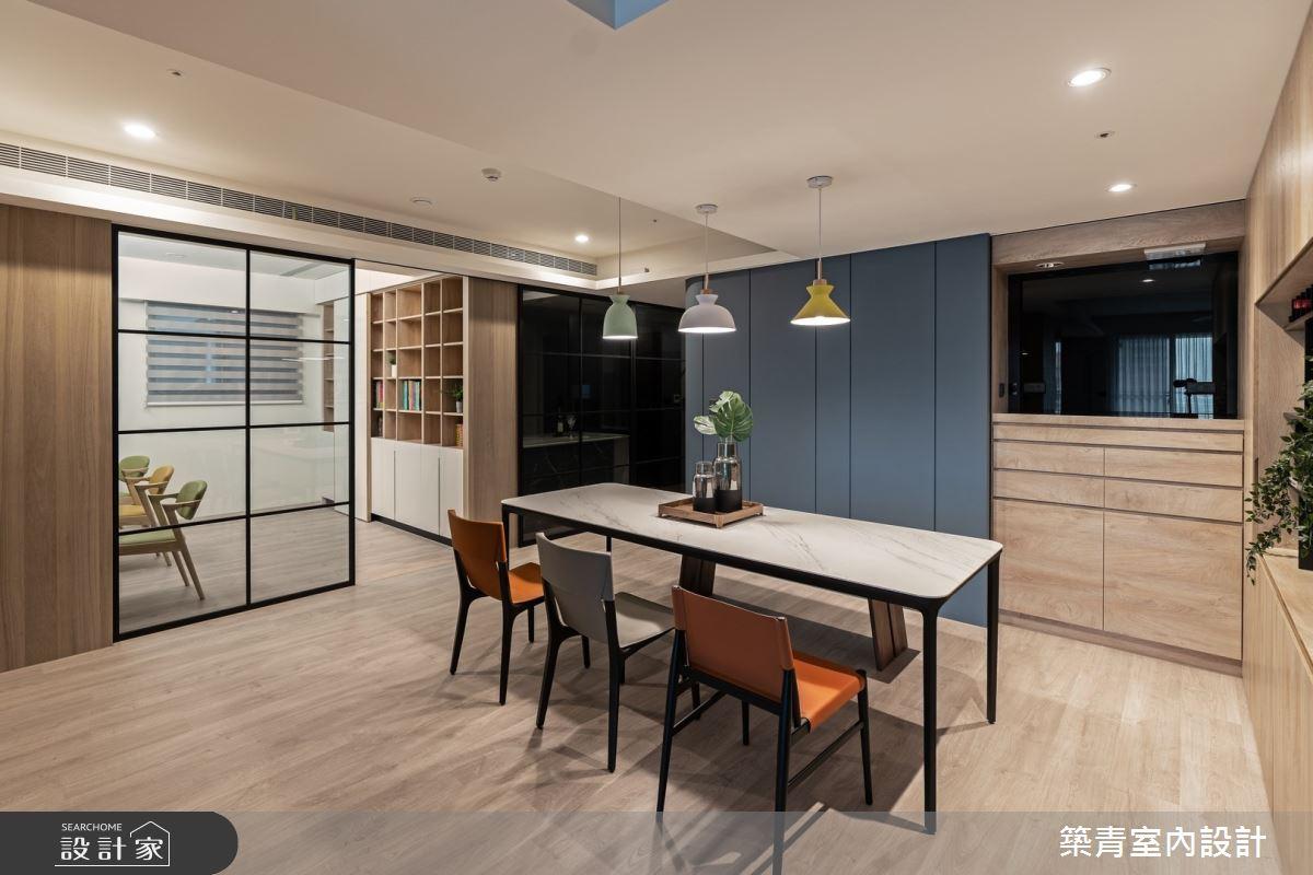 48坪新成屋(5年以下)_現代風案例圖片_築青室內裝修有限公司_築青_62之12