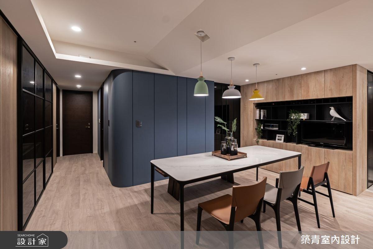 48坪新成屋(5年以下)_現代風案例圖片_築青室內裝修有限公司_築青_62之15
