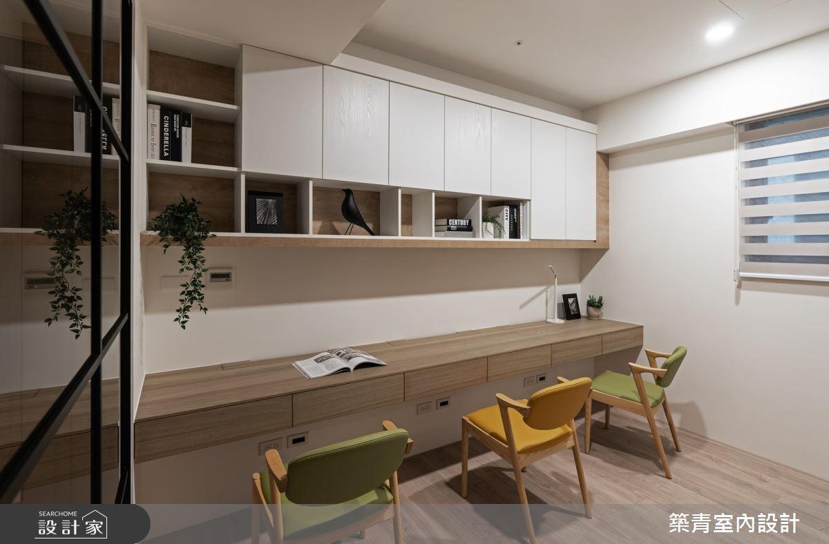 48坪新成屋(5年以下)_現代風案例圖片_築青室內裝修有限公司_築青_62之16
