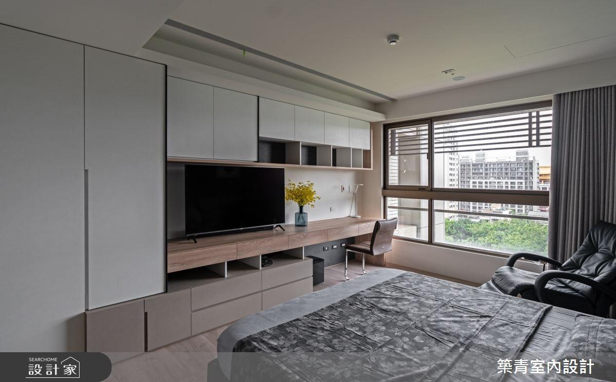 48坪新成屋(5年以下)_現代風案例圖片_築青室內裝修有限公司_築青_62之20