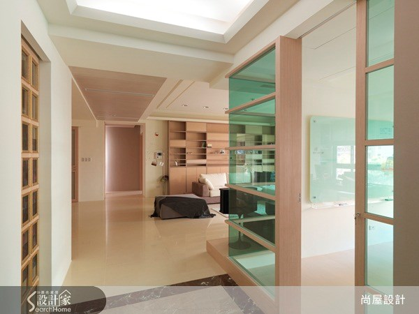 110坪新成屋(5年以下)_現代風書房案例圖片_尚屋設計_尚屋_05之5