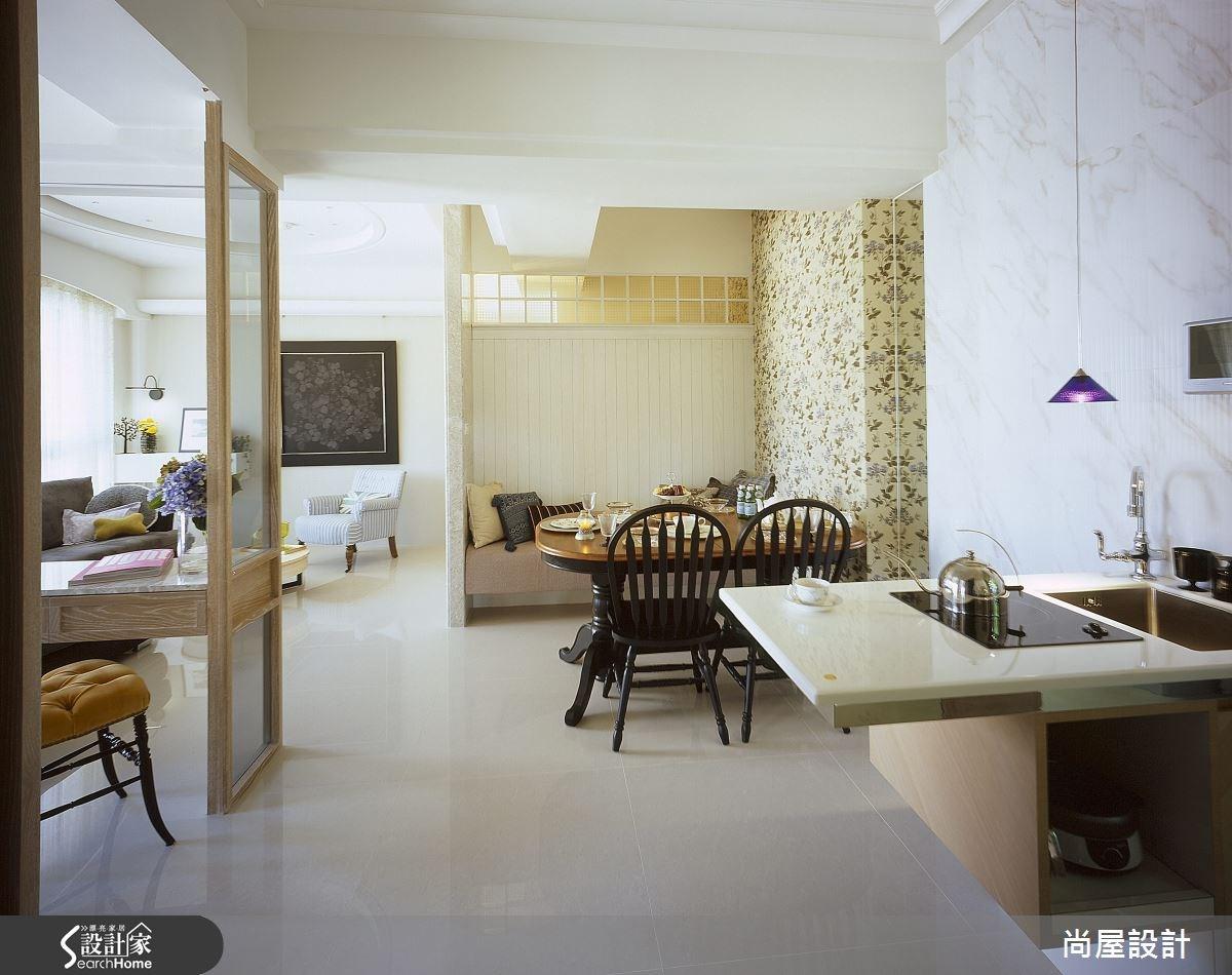 30坪新成屋(5年以下)_美式風餐廳案例圖片_尚屋設計_尚屋_11之4