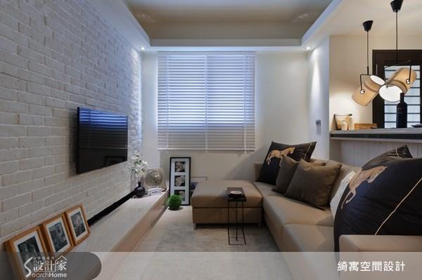 16坪老屋(16~30年)_休閒風客廳案例圖片_綺寓空間設計_綺寓_10之1