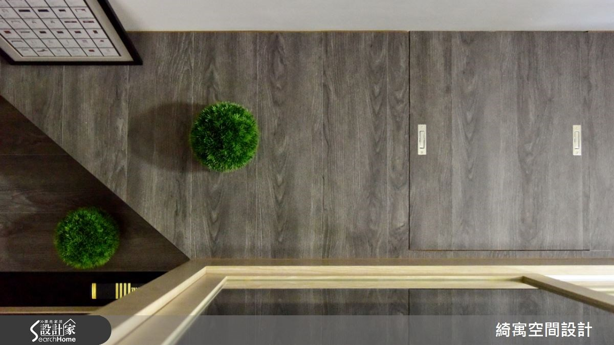 9坪新成屋(5年以下)_北歐風玄關案例圖片_綺寓空間設計_綺寓_14之9