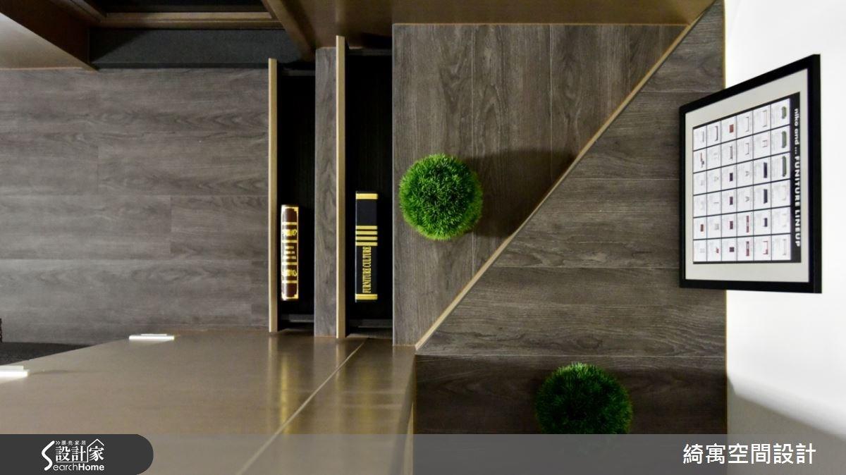 9坪新成屋(5年以下)_北歐風玄關案例圖片_綺寓空間設計_綺寓_14之10