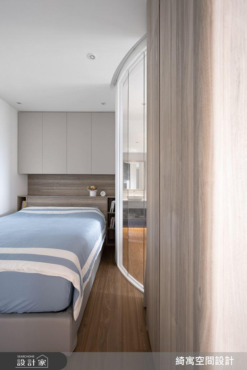 15坪新成屋(5年以下)_現代風案例圖片_綺寓空間設計_綺寓_30之15