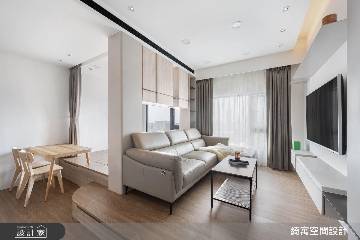 15坪新成屋(5年以下)_現代風案例圖片_綺寓空間設計_綺寓_30之4