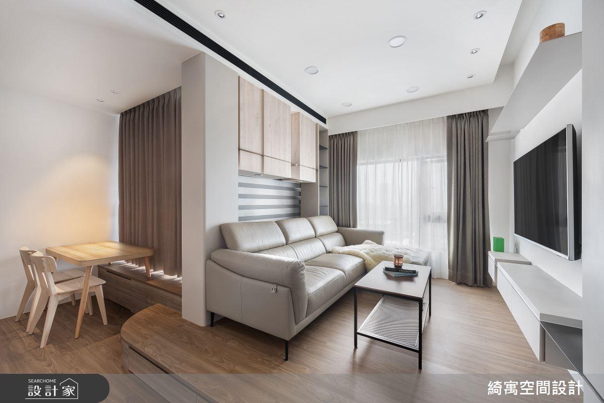 15坪新成屋(5年以下)_現代風案例圖片_綺寓空間設計_綺寓_30之5