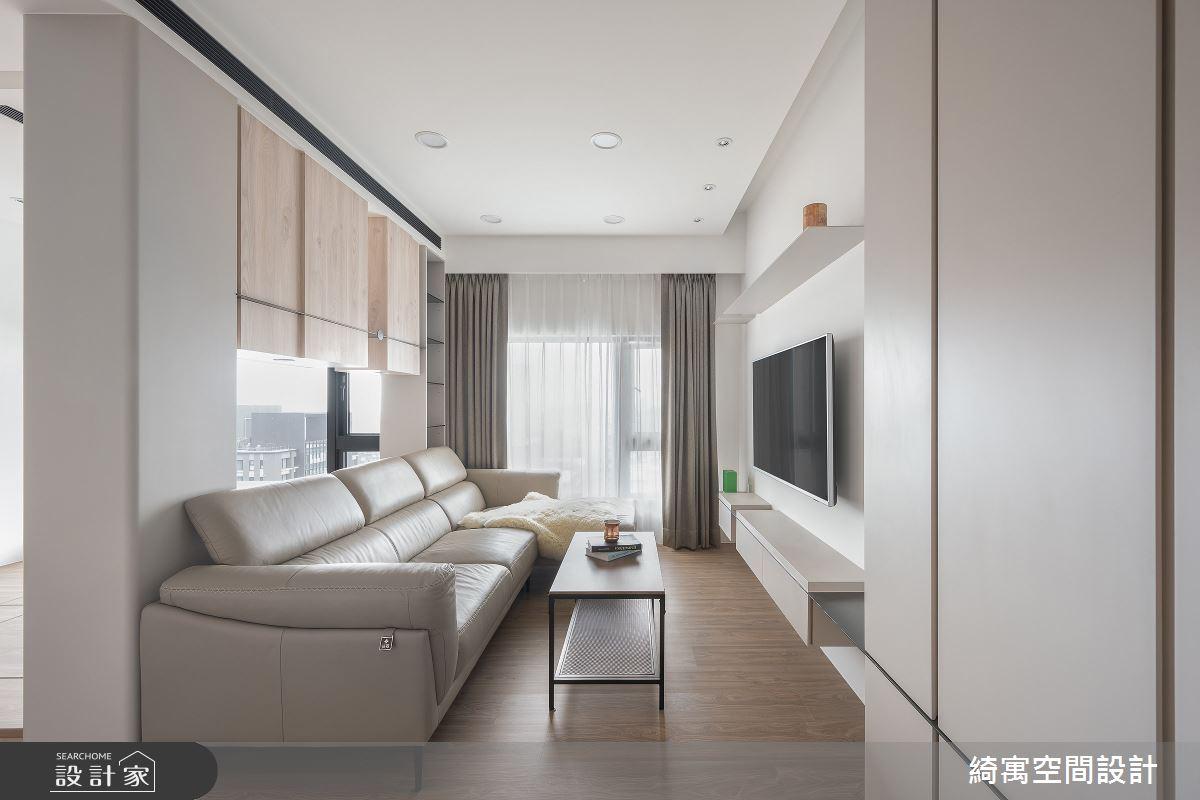15坪新成屋(5年以下)_現代風案例圖片_綺寓空間設計_綺寓_30之3
