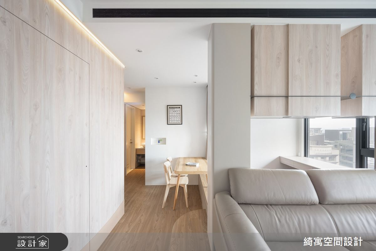 15坪新成屋(5年以下)_現代風案例圖片_綺寓空間設計_綺寓_30之9