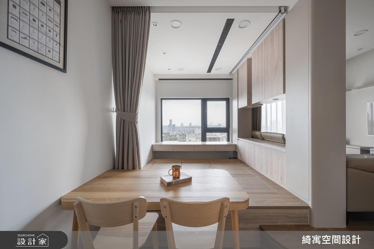 15坪新成屋(5年以下)_現代風案例圖片_綺寓空間設計_綺寓_30之11