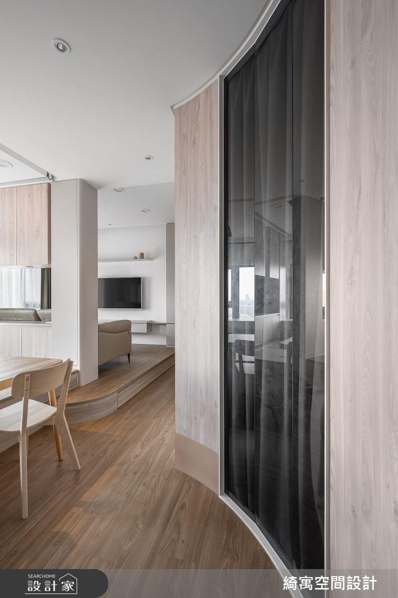 15坪新成屋(5年以下)_現代風案例圖片_綺寓空間設計_綺寓_30之12