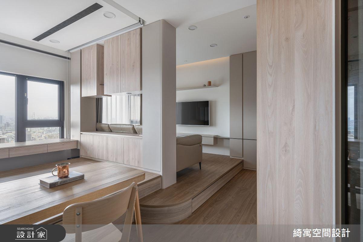 15坪新成屋(5年以下)_現代風案例圖片_綺寓空間設計_綺寓_30之10