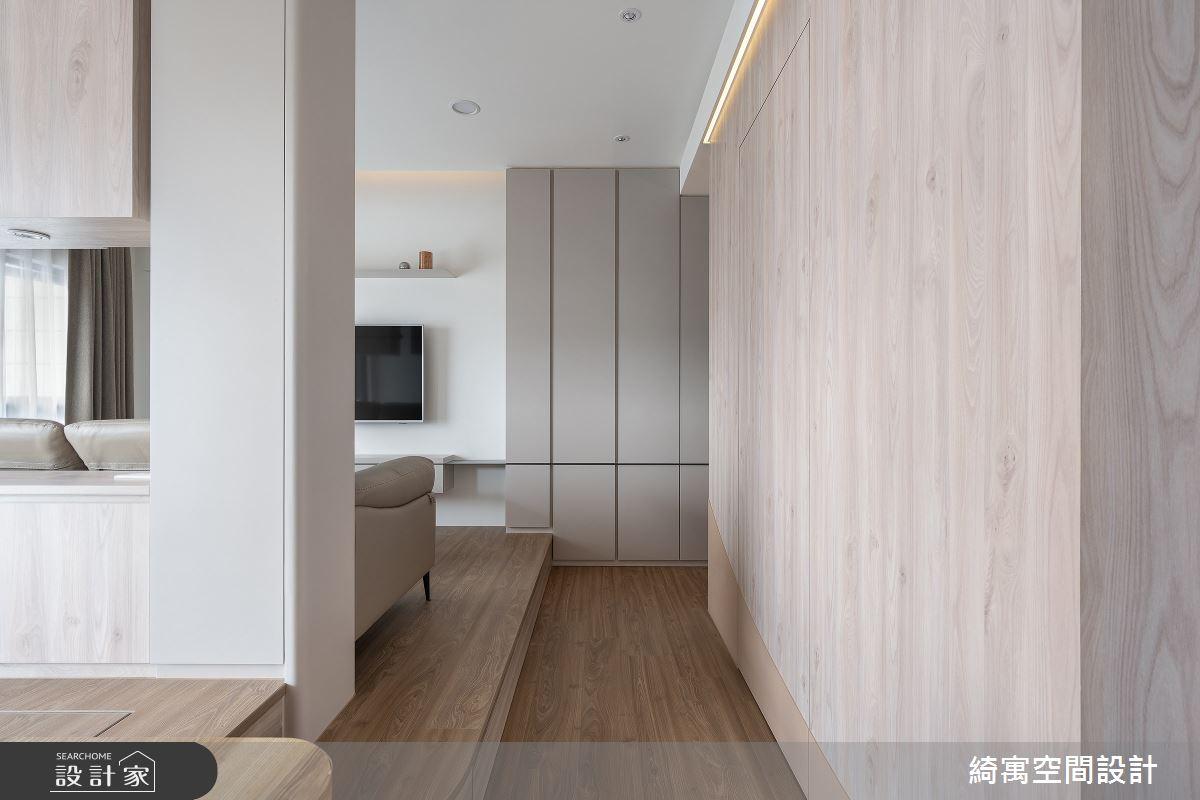 15坪新成屋(5年以下)_現代風案例圖片_綺寓空間設計_綺寓_30之7