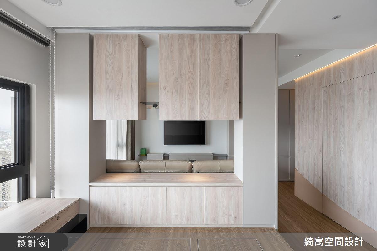 15坪新成屋(5年以下)_現代風案例圖片_綺寓空間設計_綺寓_30之13