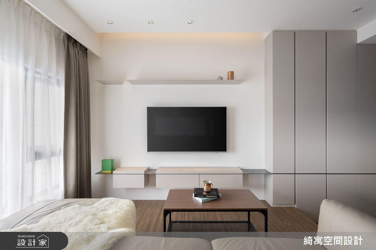 15坪新成屋(5年以下)_現代風案例圖片_綺寓空間設計_綺寓_30之6